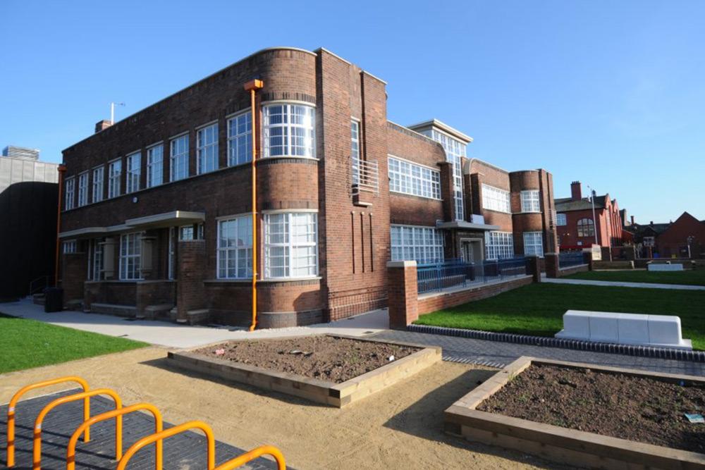Halton Borough Council Youth Centre, Cheshire