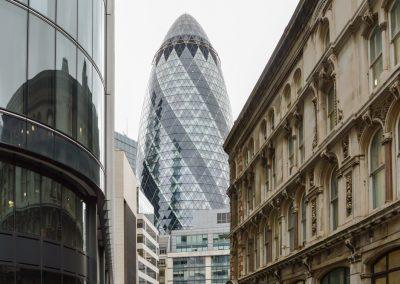 London Bank conservation window repair