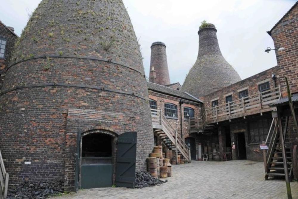 Middleport Pottery, Stoke on Trent