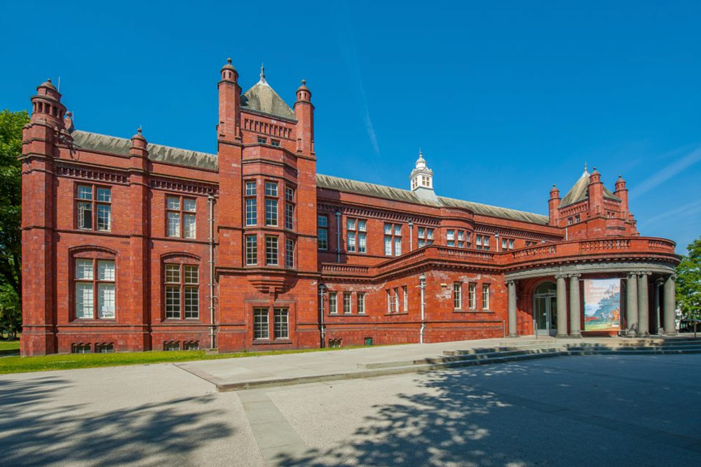 Whitworth Art Gallery, Manchester